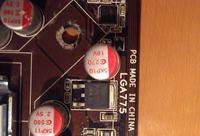 Wymiana kondensatora w karcie graficznej