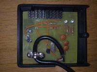 T-REX 600 sterowanie-> Atmega 8 + PWM + regulator RCE BL100 + silnik RCM BL65