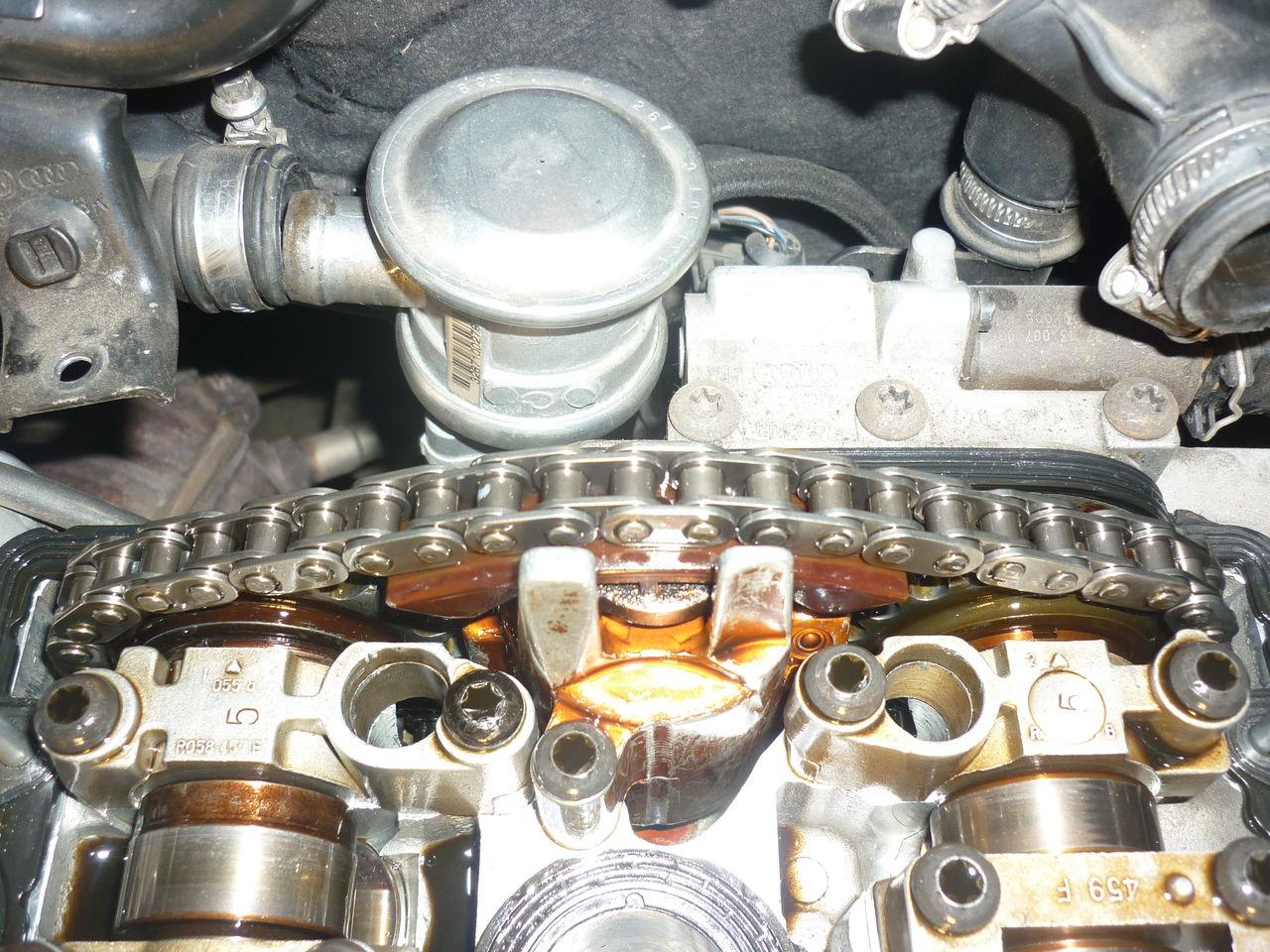 Audi A4 B6 1 8 T Bex B6 Bex Znaki Wałk 243 W Rozrządu