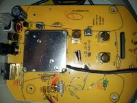 Panasonic RP-WF940T stacja dokująca nie ładuje