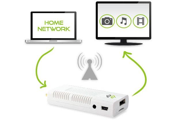 Favi SmartStick - adapter systemu Android po��czy dowolny telewizor HDMI z PC
