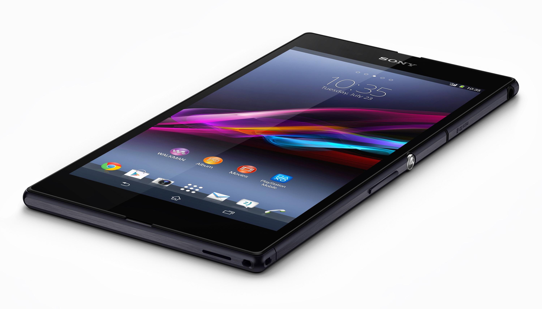 "Sony Xperia Z Ultra - phablet z 6,4"" ekranem Full HD, LTE i HD Voice"