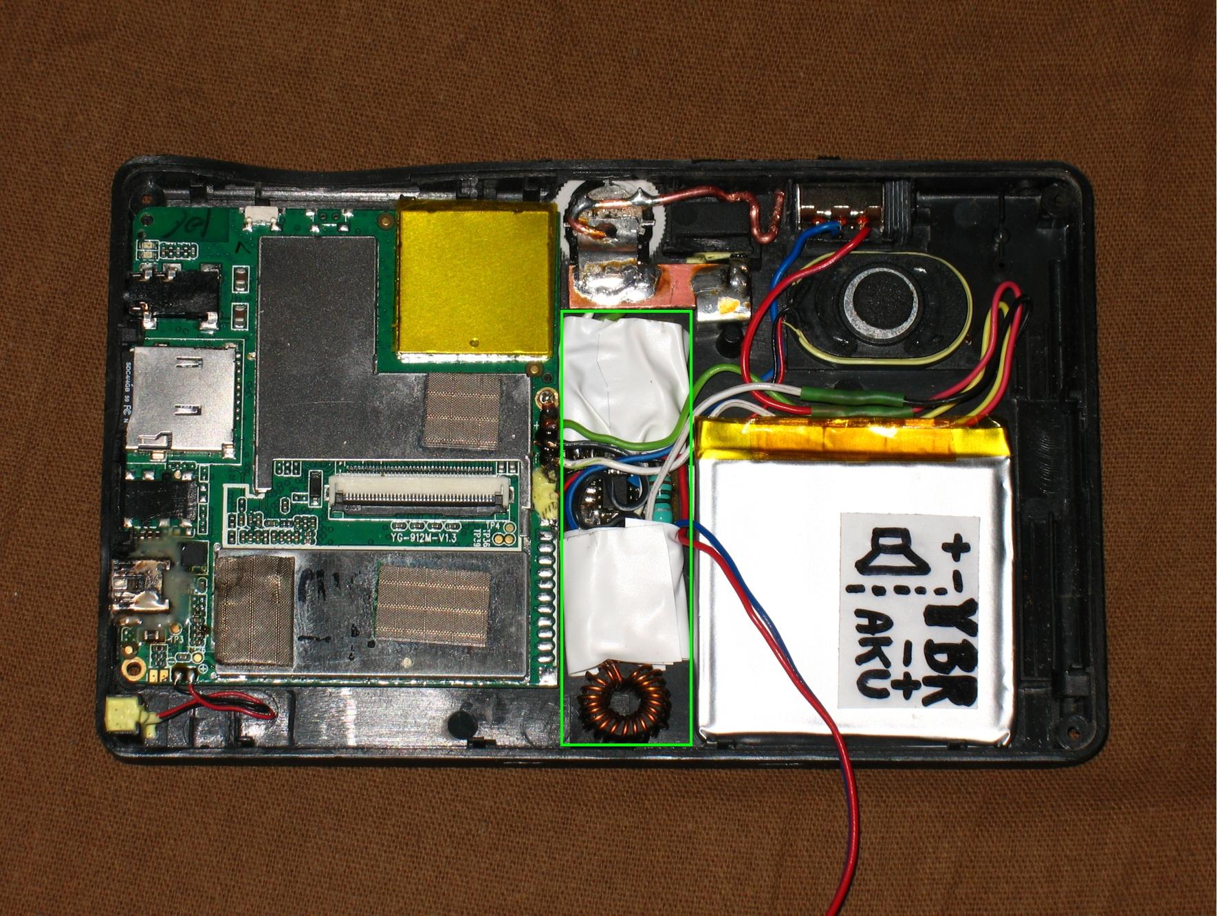 GoClever GC-5066 przetwornica dc listwy LED - pod�wietlenie