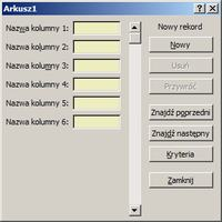 Excel 2010 - Odblokowanie zabezpieczeń arkusza dla okna Formularza