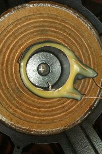 Głosnik JBL GT2 - Uderwana Membrana, czy da się to naprawić?