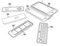 Patent Microsoftu: Smartfon z wymiennymi modu�ami (klawiatura/bateria/pad)