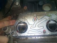 Mercedes-Benz w124 - Uszczelka pod głowicą ? Woda w oleju.