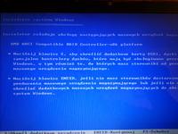 Acer 5560 A4 3300 radeon 6480g - Instalacja XP komplet sterownik�w
