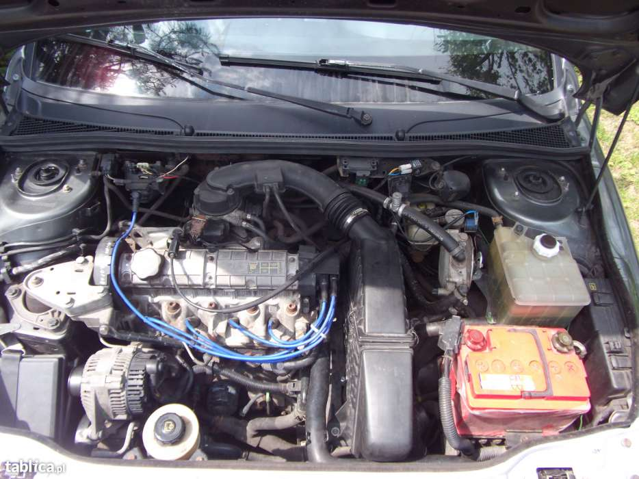 rosn�ca temperatura Laguna1 ,motor 1.8 ,rok 1994