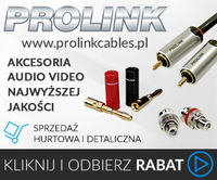 Prolinkcables.pl - zni�ka dla forumowicz�w. Szukasz kabli Audio-Stereo? Sprawd�!