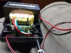 Thrustmaster T300 - kabel zasilający
