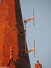 Antena nadawcza FM - Szukam informacji o tej konstrucji anteny
