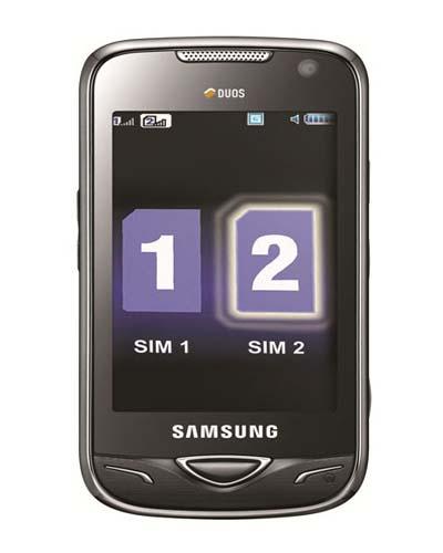 Samsung Star Deluxe Duos - bud�etowy telefon z Dual SIM