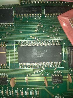 Yamaha DX7 - Walnięty ROM ?