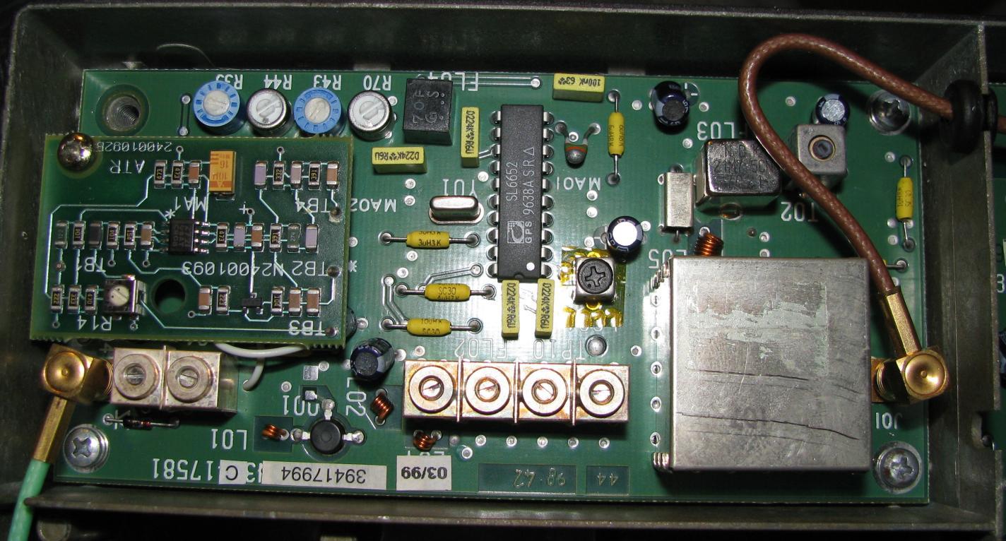Radiotelefon jaka cz�stotliwo�� odbiornika heterodyny