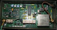 Siła sygnału odbiornika RSSI jako sygnał RS232 - modulacja ASK