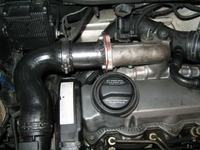 Audi A4 B5 - 1.9 TDI AJM bez zaworu EGR ?