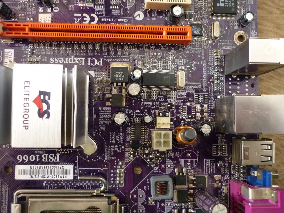ECS (Elitegroup) BIOS Updates