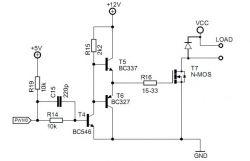 Sterowanie 4 wtryskiwaczami paliwa poprzez MOSFET - Fuel injector cleaner