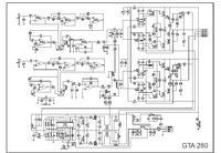 GTA 280 jeden kanał gra ciszej i gorzej jakościowo.