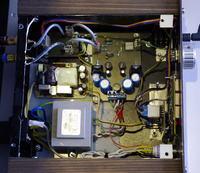 Wzmacniacz Słuchawkowy TPA6120+AD8599+PGA2320