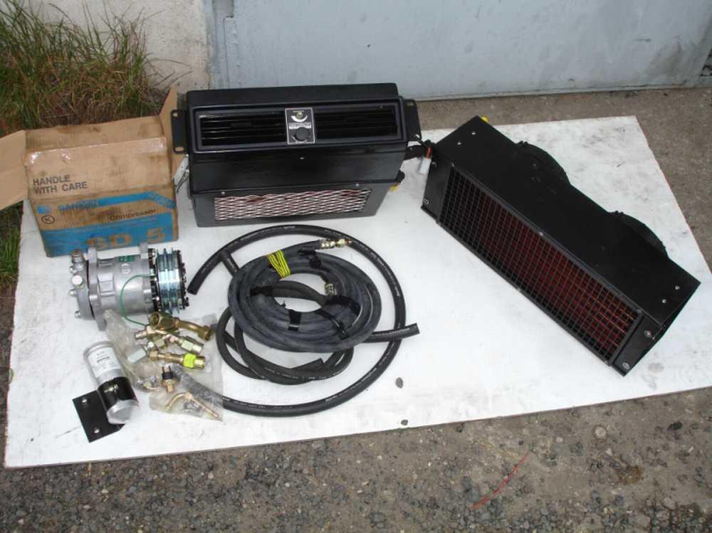 Klimatyzacja do Bizon ZO-58