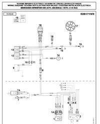 sprinter 308d - pali bezpiecznik nr 10