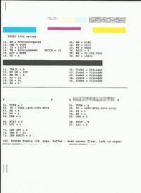 HP PSC 1510 - uszkodzenie