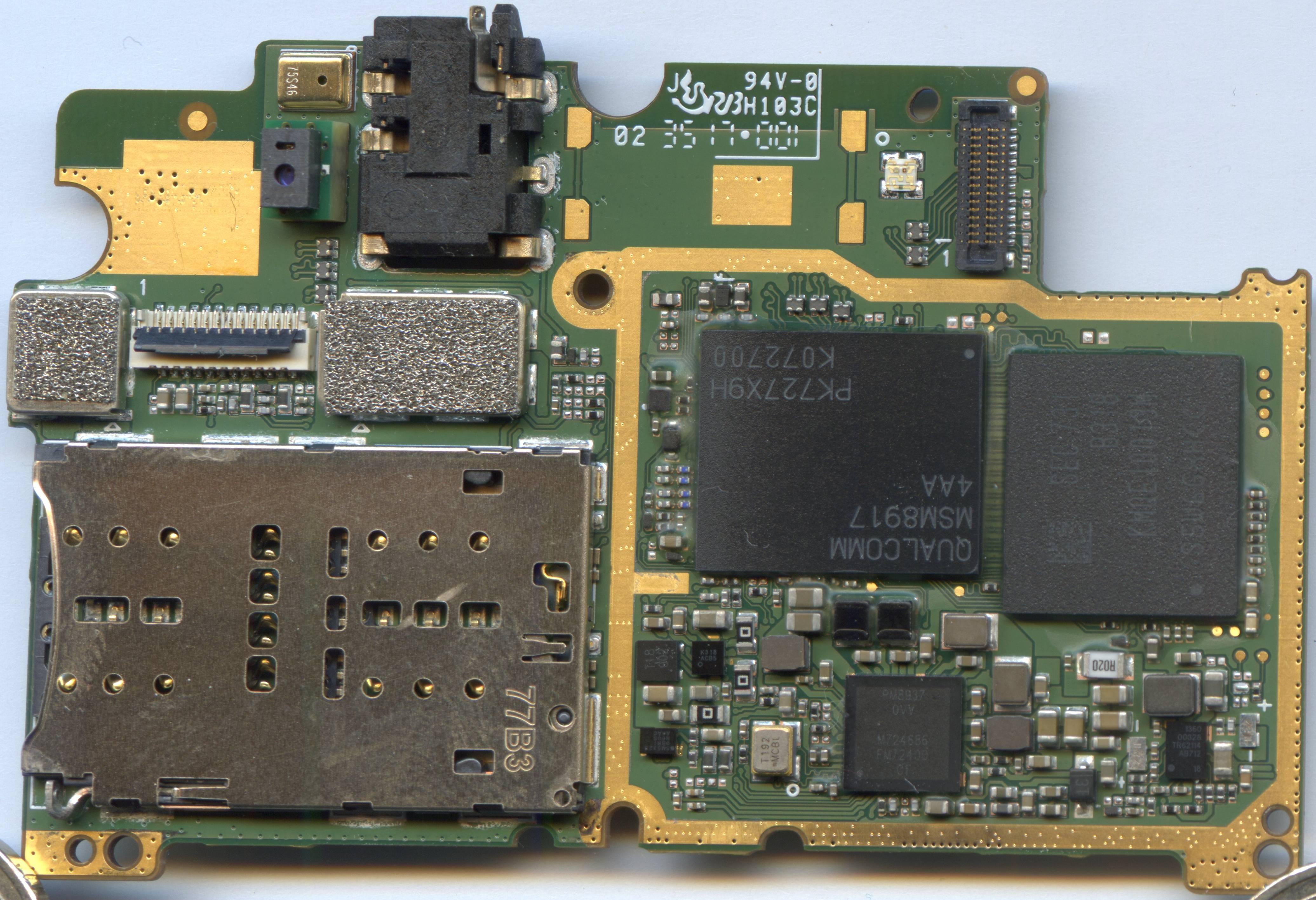 Inteligentny Huawei P9 Lite Mini Dual SIM - Po zalaniu nie działa Wi-Fi i Aparat KK39