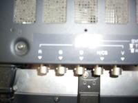 Połączenie dvd i plazmy Fujitsu PDS4233E-H