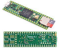 Teensy 4.1 - płytka prototypowa z RT1062 i Ethernet PHY