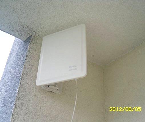 Odbi�r naziemnej TV cyfrowej w Radomiu testy r�nych anten
