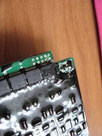 Bateria X0172LIB - Uszkodzone ogniwa i przegrzany element elektroniki