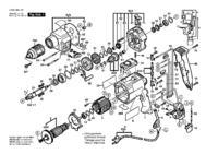 Wiertarka Bosch CSB 1000 2 RET - Brak obrot�w tylko buczenie