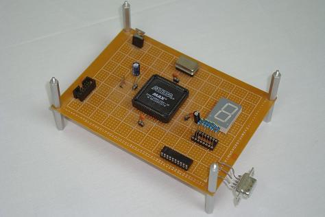 Implementacja portu szeregowego w uk�adach programowalnych