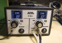 Stacja lutownicza/rozlutownicza RT PRO 3 by RS6000