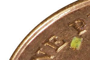 Plessey PLW138003 - miniaturowe diody LED jasno�ci 0,7 lumena