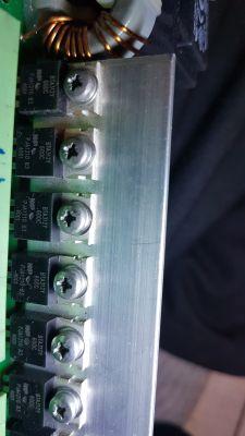 Brak napędu podajnika ślimakowego pieca EcoMax 800 R1