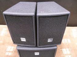 [Sprzedam] HK Audio LUCAS Smart - mobilny aktywny zestaw nagłośnienia, Niemiecki