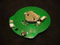 Zegarek kieszonkowy ze 132 diodami LED