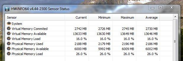 Czy m�j Ram jest wolniejszy od pami�ci wirtualnej z dysku SSD?