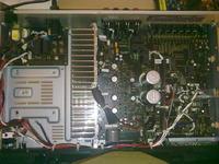 DENON PMA-510AE - transformator