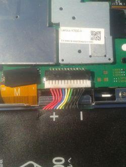 Lenovo A7600-H nie ładuje baterii