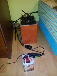 Budowa wzmacniacza z Creative 2+1 SW320 + moduły AVT + bufor lampowy
