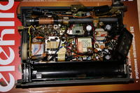 Reanimacja zabytkowego radia Sony TFM-8100W
