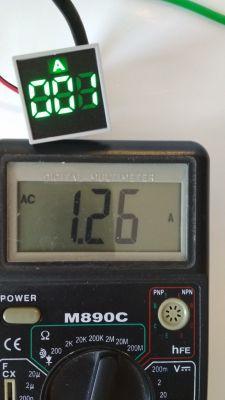 Mini Test: Tablicowy wskaźnik prądu przemiennego