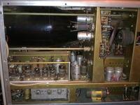 Oscyloskop S1-19b zniekształcony przebieg, naprawa