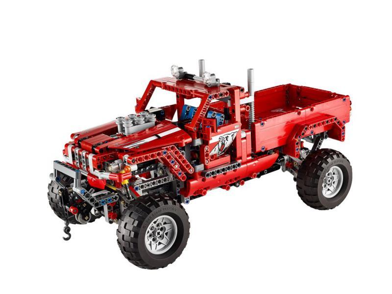 Jaki jest prawdziwy moment obrotowy silniczk�w LEGO