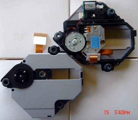 Twardy dysk USB zamiast czytnika optycznego