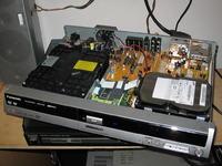 Panasonic DMR-EH50 - większy dysk?